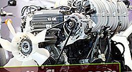 Двигуни серії G і S у Toyota