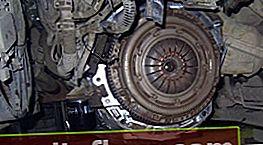 Wymiana sprzęgła Mazda 2