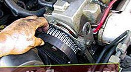 Wymiana paska rozrządu w Mazdzie z silnikiem o pojemności 2,2 litra. (F2)