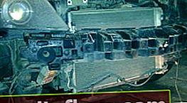 Заміна радіатора Астра Н