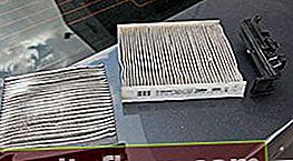 Filtru habitaclu Renault Duster
