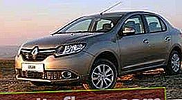 Plăcuțe de frână pentru Renault Logan