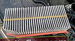 Filtru de aer pentru Renault Duster