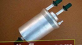 Kraftstofffilter Skoda Fabia 1 und 2