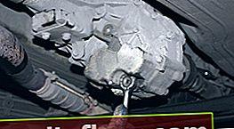 Заміна масла в роздавальної коробці Suzuki Grand Vitara