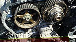 Zahnriemen am 4S-FE-Motor austauschen