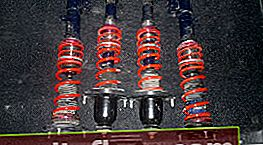 Stoßdämpfer für Toyota Corolla E120 und E150