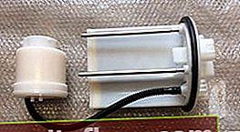 Kraftstofffilter für Toyota RAV4 3. und 4. Generation