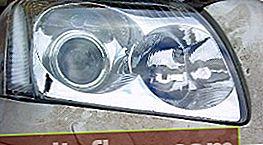 Glühlampen im Scheinwerfer Avensis austauschen
