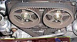 Toyota Zahnriemenwechsel am 1G-GE Motor