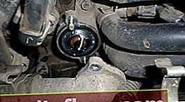 Thermostat für Toyota Corona / Caldina ersetzen