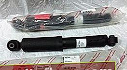 Stoßdämpfer für Toyota Rav 4 III
