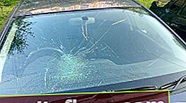 Toyota Corona / Caldina Windschutzscheibenersatz