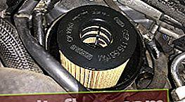 Паливний фільтр VW Touareg 1 і 2