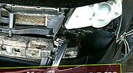 Заміна фар Volkswagen Passat B6